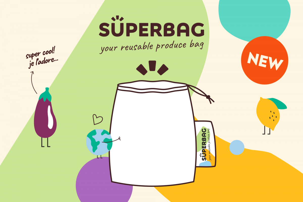 superbag new sac fruit légumes écologie
